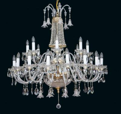 Luxury chandelier EL74424+302
