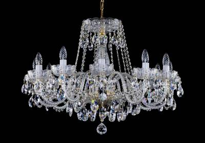 Cut crystal luxury chandelier L036CE