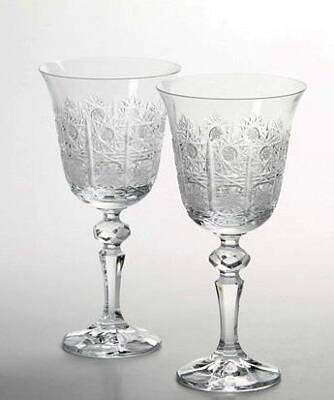 Cut wine glass 2pcs 12116-220ml