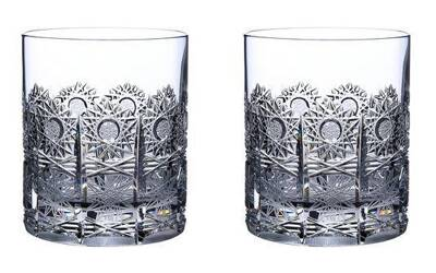 Cut whiskey jar 2pcs 20260-320ml