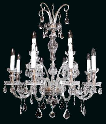 Crystal luxury chandelier EL6701201SWPb