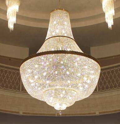 Chandelier crystal large BB060900068