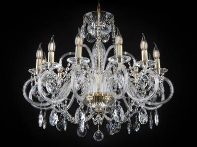 Crystal chandelier luxury EL2181201