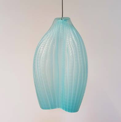Design pendant light Muutos L Blue