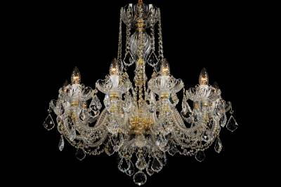 Crystal chandelier LUCH10SW