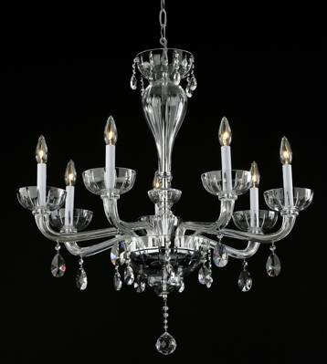Crystal Chandelier PAC587001007-PO