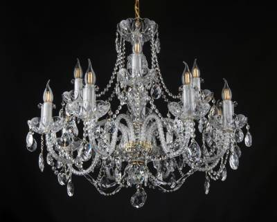 Chandelier crystal EL1078+401PB