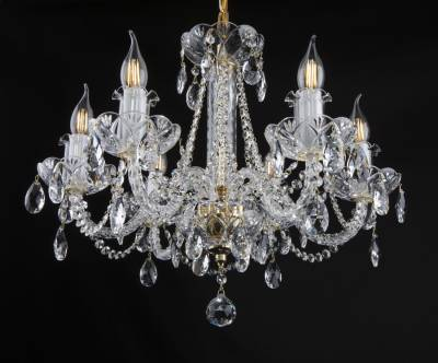 Crystal chandelier EL108601PB