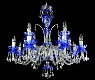 Chandelier coloured LW102122100G