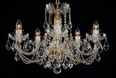 Chandelier crystal LUCH5SW