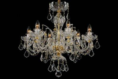 Chandelier crystal LUCH6SW