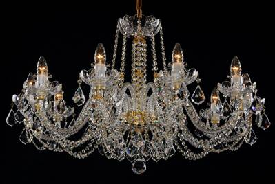 Chandelier crystal LUCH11SW
