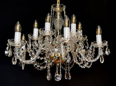 Chandelier crystal AL185