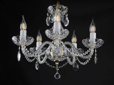 Chandelier crystal EL080501PB