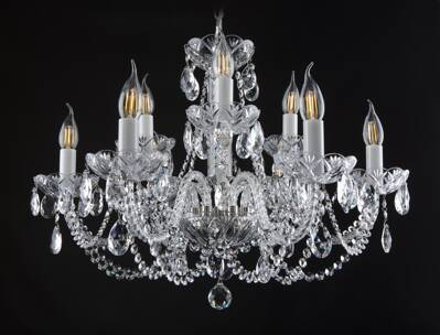Chandelier crystal EL108901PB