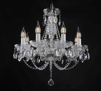 Chandelier crystal EL111802PB