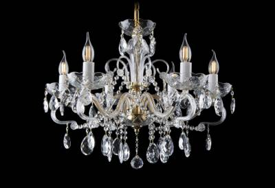 Chandelier crystal EL166601