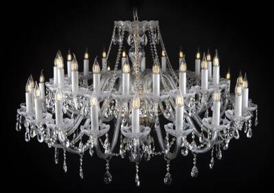 Chandelier crystal luxury EL2034002 mat