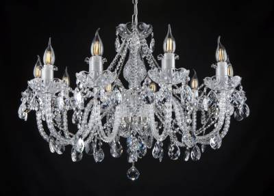 Crystal chandelier EL1001002PB