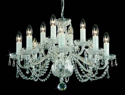 Chandelier crystal PS215