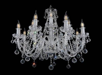 Crystal chandelier EL1011207PB