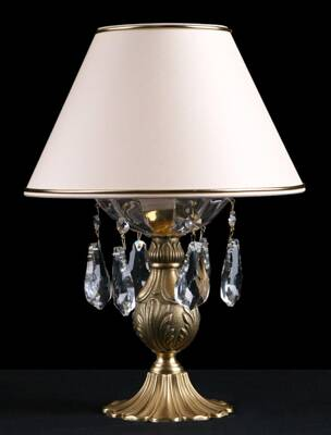 Table lamp cast fitting ES867109