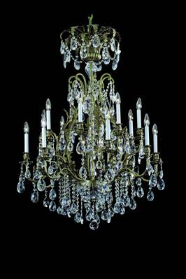 Historical cast chandelier TH087