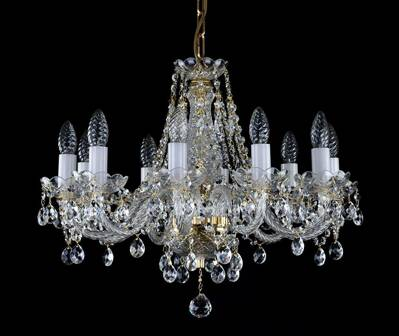 Crystal chandelier L104CL