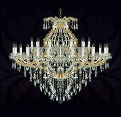 Crystal chandelier L16422