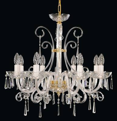 Crystal chandelier EL411803