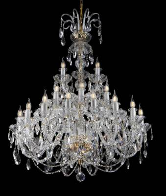 Crystal chandelier luxury EL10228302PB