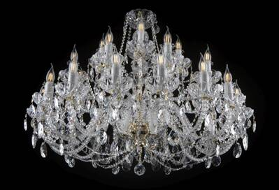 Chandelier crystal EL1072801PB
