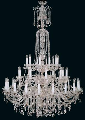Chandelier crystal large EL1174004