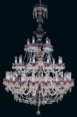 Chandelier crystal large EL6203514