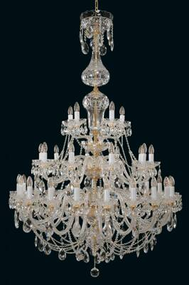 Chandelier crystal large EL6203519SWPb