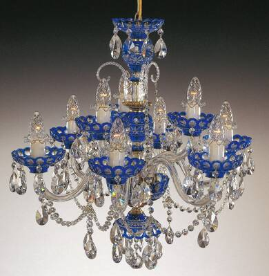 Crystal chandelier luxury EL620913