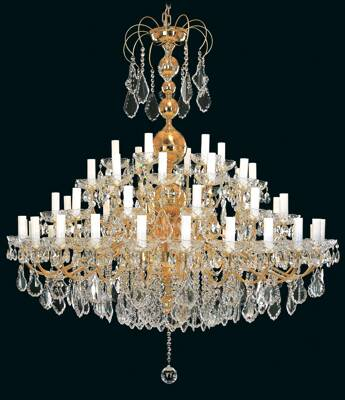 Chandelier luxury EL9005402