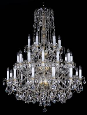 Luxury crystal chandelier large L16413CE