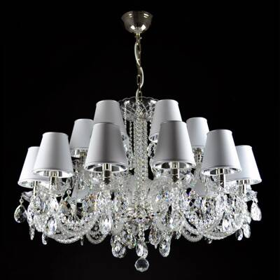 Luxury chandelier with Shades LW125182140