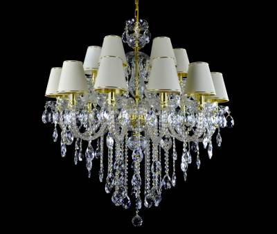 Luxury chandelier with Shades LW169182100