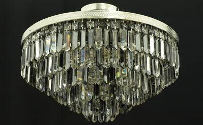 Modern chandelier LW024090100 black