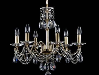 Chandelier - metal arms AL154