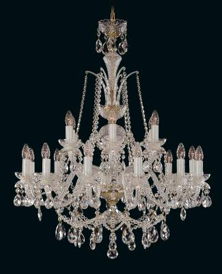 Crystal chandelier EL1101841