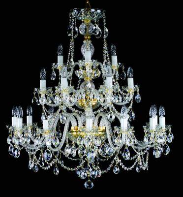 Crystal chandelier L140CE