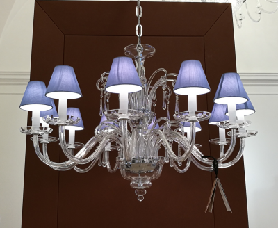 Chandelier glass PAS521900012RYsirm*