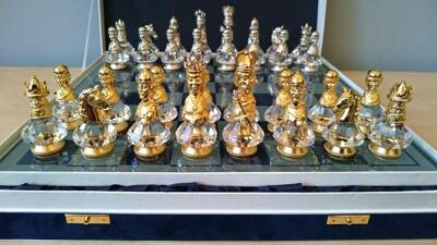 Crystal chess Royal 31