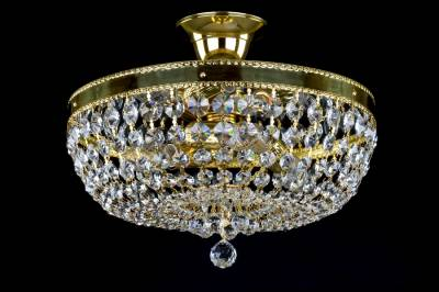 Crystal ceiling lamp L211CE