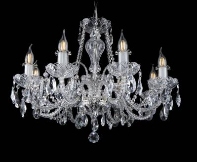 Chandelier crystal EL104802PB