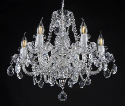 Crystal chandelier EL110601PB