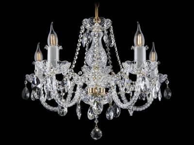 Crystal chandelier EL100502PB